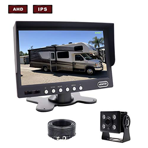 CAMONS No Interference Digital Wireless Color Video Transmitter /& Receiver for Car//SUV//Trailer Wired Backup Camera System DC12-24V 2.4GHz RCA Connector Shenzhen Topwell Electronics Co Ltd