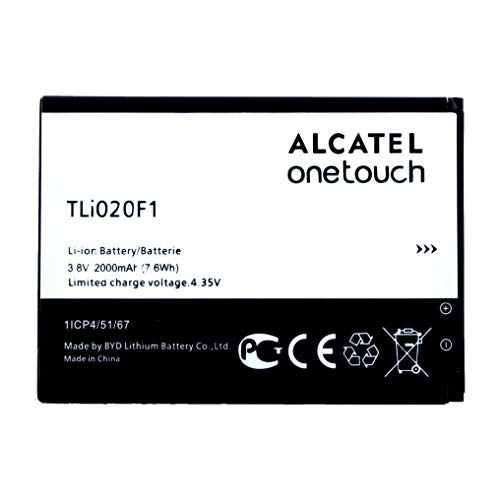 Original Alcatel TLi020F1 AKKU für Alcatel One Touch Pop C7 OT-7040 OT-7041 NEU