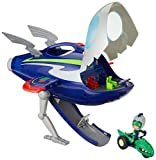 PJ Masks JP JPL95120 Super Moon Adventure HQ Rocket Playset