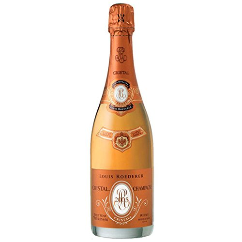 Champagne Louis Roederer Cristal Rose 2005 (1 x 0.75 l)