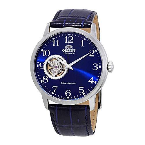 Orient Reloj Analógico para Hombre de Automático con Correa en Cuero RA-AG0011L10B