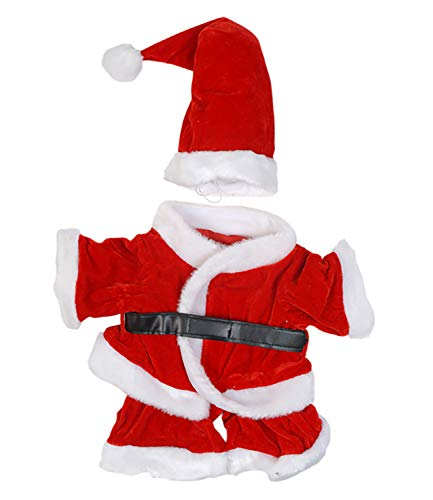 Santa Claus Outfit Fits Most 8
