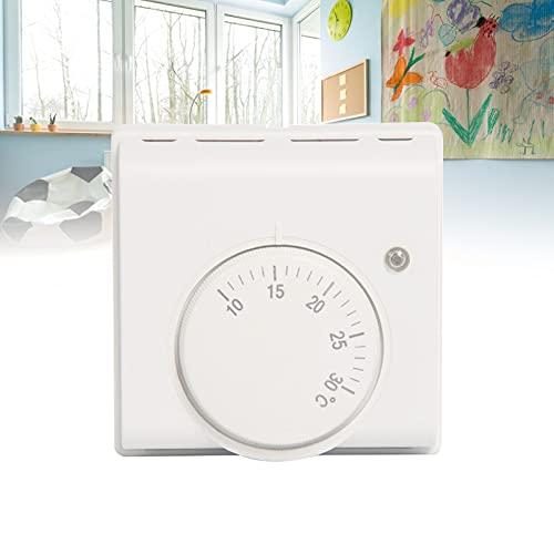 Termostato mecánico de 220 V, regulador de temperatura para...
