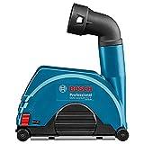 Bosch Professional Caperuza de aspiración GDE 125 FC-T para cortar (compatible con las amoladoras angulares Bosch Professional con caperuza ajustable sin herramienta, disco Ø 115mm y 125mm, en caja)
