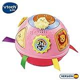 VTech BabySpielzeug-Kugel, Spielzeug fr Babys, Wei (3480-151522) 20.1 x 19.3 x 18.3 Rosa