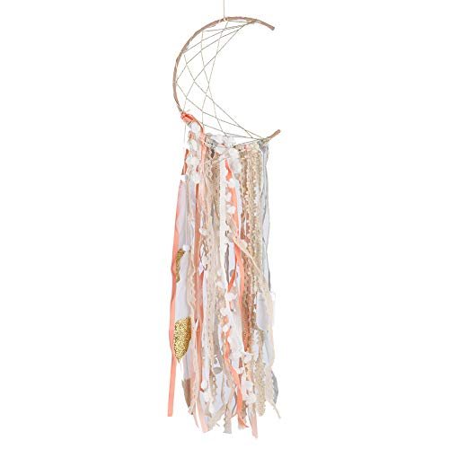 Dream Catcher, Hecho de Woolen Home Wall Decoration Girl Cumpleaños Regalo Mason Jar Pared