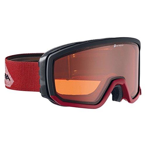 Alpina Scarabeo QH Skibril voor volwassenen