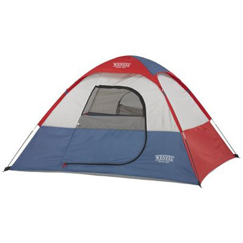 Kids Outdoor Camping Tents 2 People Dome Style