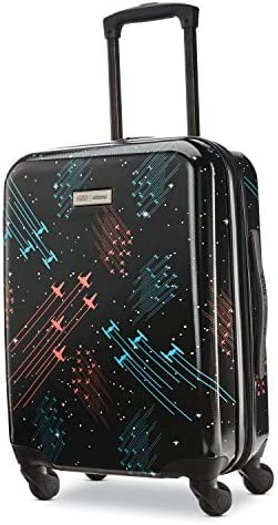 American Tourister Star Wars Hardside Spinner Wheel Luggage Galaxy Carry On 20 Inch product image