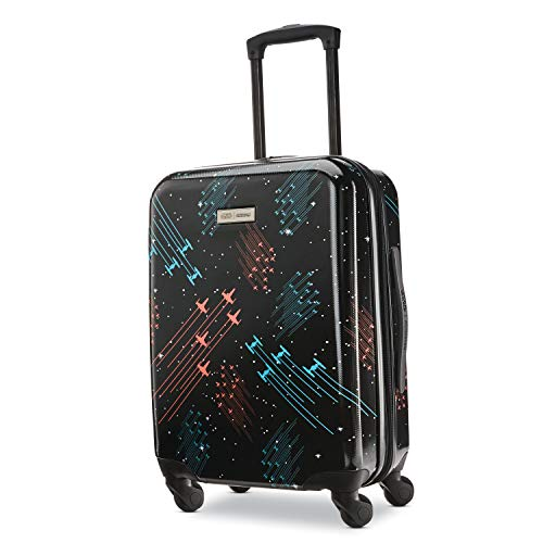 Buy Bargain American Tourister Star Wars Hardside Spinner Wheel Luggage, Galaxy