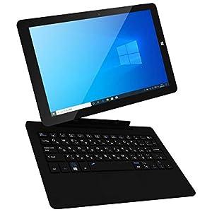 """KEIAN 10インチWindows PCタブレット KIC104PRO-BK"""""""