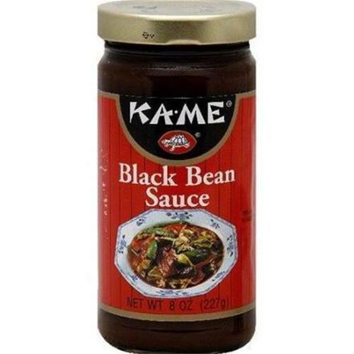 Black Bean Sauce 8 oz jars Pack of 3