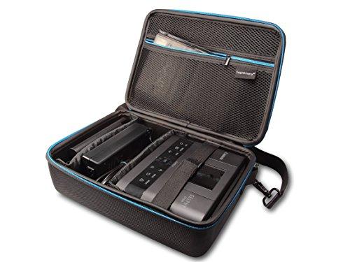 Supremery Tasche für Canon Selphy CP1200 CP1300 Hülle Schutz-Hülle Etui Tragetasche