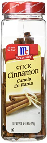 McCormick Cinnamon Sticks, 8 Ounce (Pack of 1)