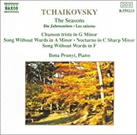 Tchaikovsky: The Seasons (2006-08-01)
