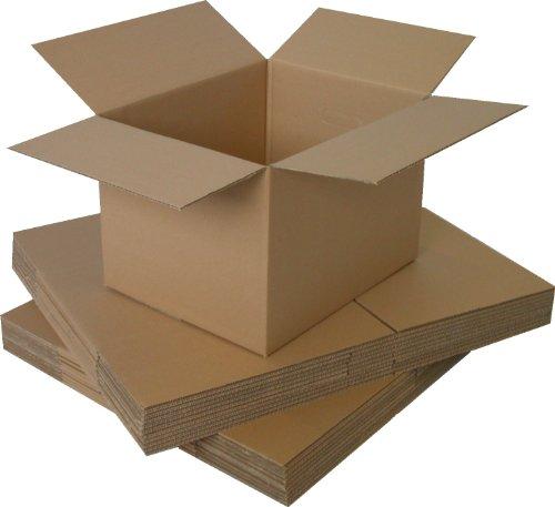 Globe Kartonschachtel, klein, 20 x 15 x 10 cm, 10 Stück