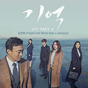 Memory (Original Television Soundtrack), Pt. 4