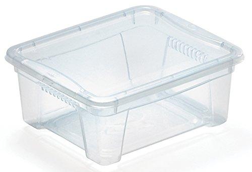 M home Mbox transparante container, capaciteit 1,9 liter, elk
