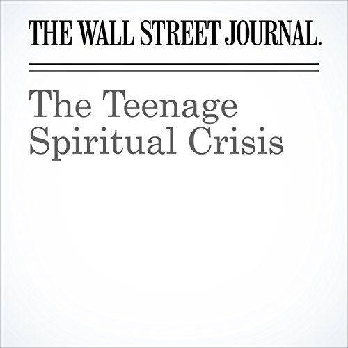 The Teenage Spiritual Crisis copertina