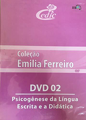 Coleção Emilia Ferreiro - DVD 02 Psicogênese da Língua Escrita e a Didática
