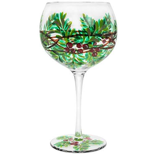 Copa de Gin Tonic Gin Gin Bayas de Invierno