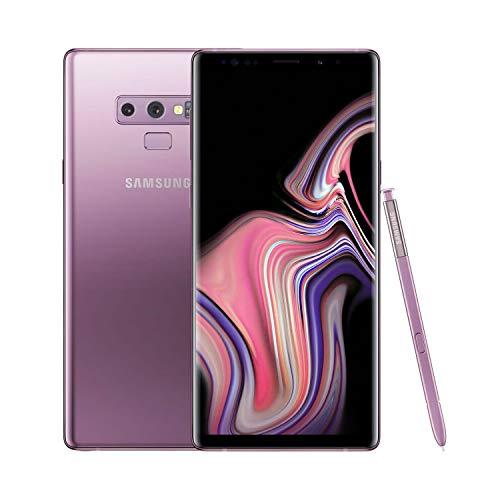 Samsung - galaxy note 9 128gb - lavender purple - us warranty (verizon)