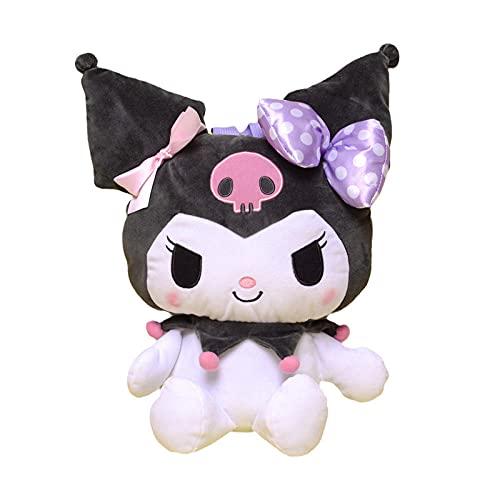 YZGSBBX Neue 40 cm Taschen Cartoon Rucksäcke Weiche Plüsch Mode Anime Nette Schönheit Flaumige Reise Rucksack Mädchen Kinder Spielzeug Plüschspielzeug (Color : A Bag)