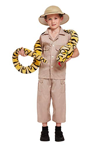Child Safari Explorer Medium 7-9 Years