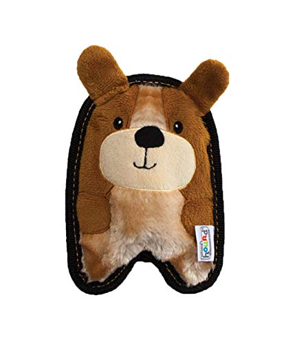 Outward Hound Invincibles Mini Puppy Plush Dog Toy