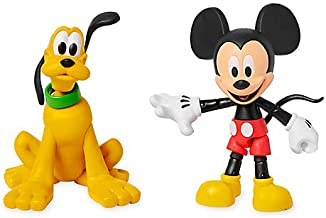Disney Mickey Mouse Action Figure Toybox