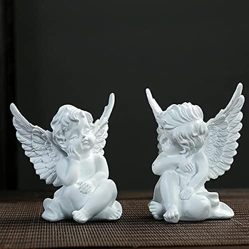 Cherub angel figurines