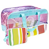 Imaginarium MAXISAC AQUARIO Stripes Bolsa de Playa Grande