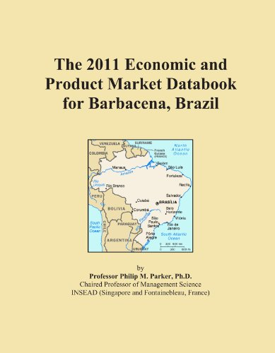 The 2011 Economic and Product Market Databook for Barbacena, Brazil