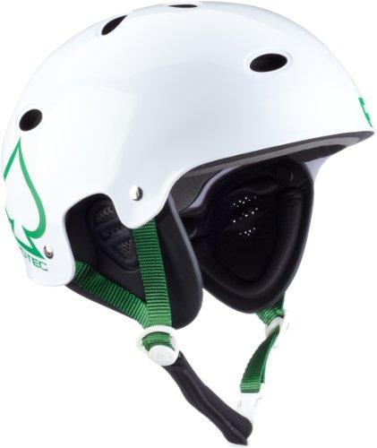 Pro-Tec U B2 WAKE Casque sports aquatiques - Gloss White - XL (60-62 cm)
