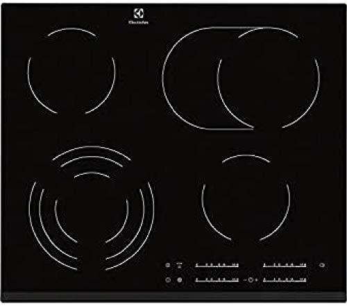 Electrolux; Plaque de cuisson à vitrocéramique (EHF6547FXK)