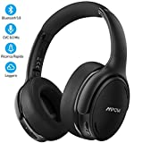 Mpow Cuffie Noise Cancelling, Cuffie Bluetooth 5.0, Cuffie Wireless Ricarica Rapida, Autonomia 35...