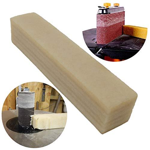 Großer Schleifband-Reinigungsblock 220 x 40 x 40 mm Schleifpapier Reiniger Reinigungsstift für Schleifscheiben