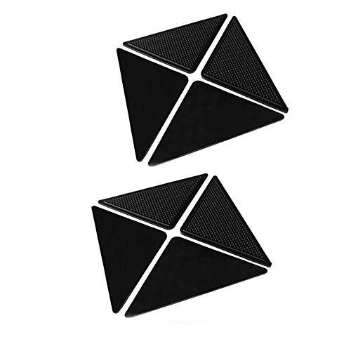 CHYIR Antirutsch-Eckenpolster aus Silikon, 8 Stück
