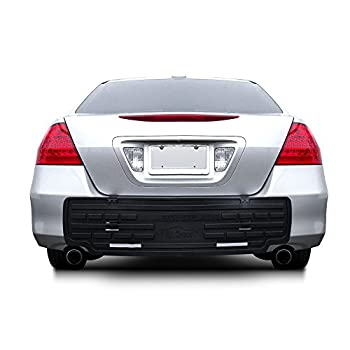 FH Group F16408 F16408BLACK Universal Fit Rear BumperButler Bumper Guard Protector New Improved 2020 Version