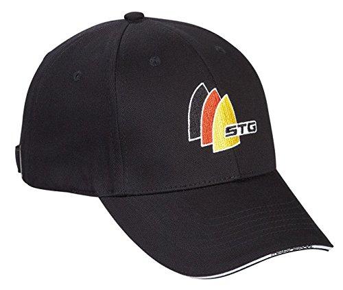 Marinepool Cap STG Promo, Black, One Size, 1001773–800–110