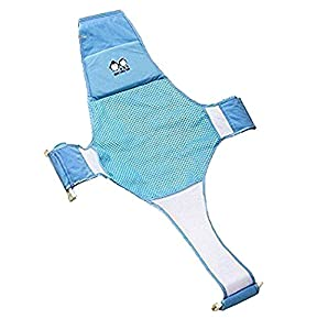 StillCool - Asiento de bañera para bebé (azul)