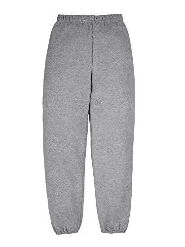 Jerzees Youth Fleece Sweatpant, Oxford, Medium