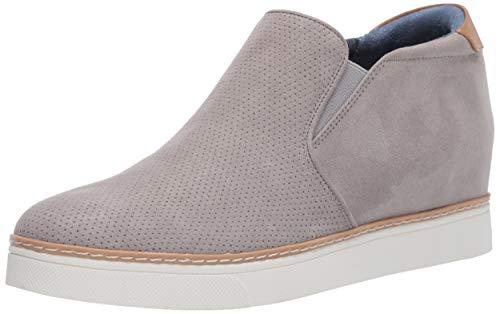 Dr. Scholl's Women's Sneaker, Soft Grey, 8.5