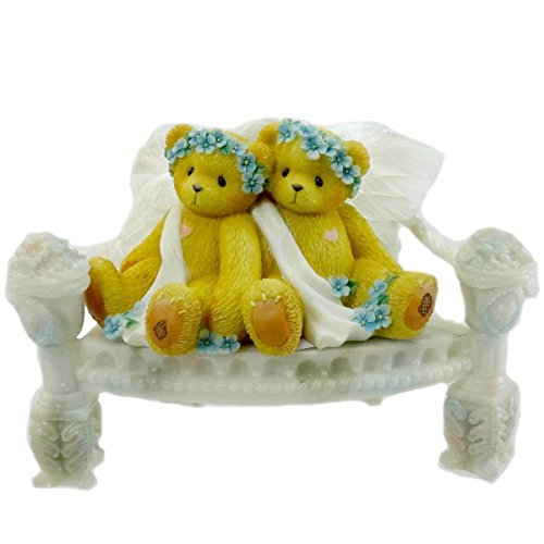 Cherished Teddies Chantel and Fawn - We're Kindred Spirits. 661740