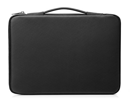 HP Carry Custodia per Notebook fino a 15.6', Nero/Argento