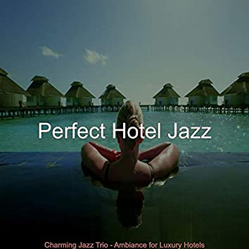 Charming Jazz Trio - Ambiance for Luxury Hotels