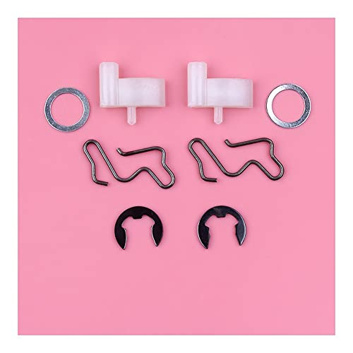 Buena resistencia a la abrasión Kit de clip electrónico de resorte de arandela de trinquete de arranque de retroceso para Stihl MS250 MS230 MS210 MS190T MS180 MS170 025023021018 017 pieza de m