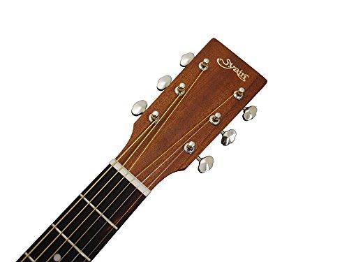 S.YairiヤイリLimitedSeriesアコースティックギターYD-04/MHマホガニーソフトケース付属