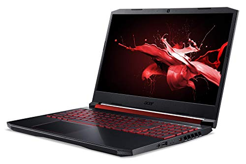Acer Nitro 5 AN515-43 15.6 inch FHD IPS Display Gaming Laptop (AMD Ryzen 5 3550H Processor/8GB Ram/512GB SSD/Win10/GTX 1650 Graphics), 2.2kgs, Obsidian Black