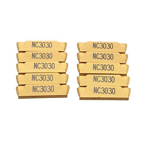10St Mrmn200-M Nc3030 Wolfram EsportsMJJ Stahl Rund Kopf Einsätze Cnc-Dreh Klinge